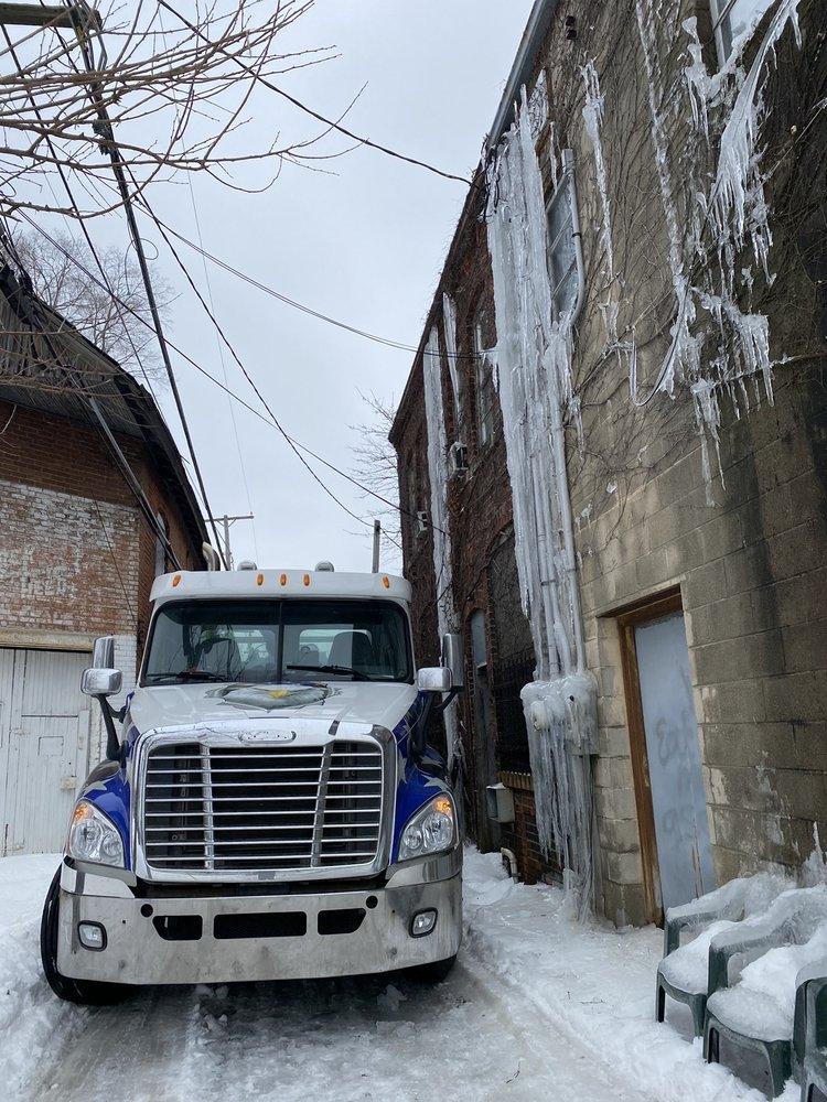 Blue Eagle Towing: 2612 E Pontiac St, Fort Wayne, IN