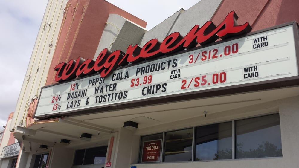 Walgreens: 15500 Washington Ave, San Leandro, CA