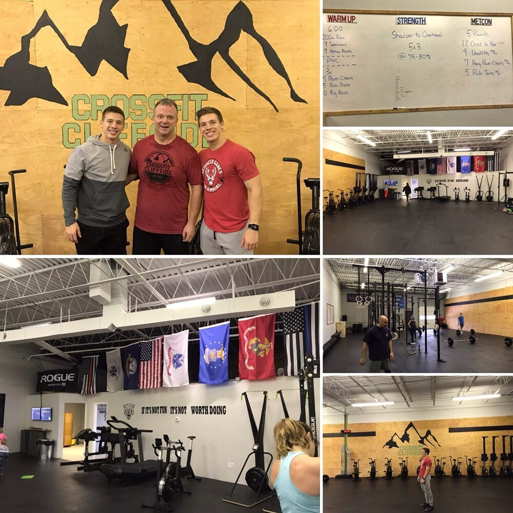 CrossFit Cliffside: 4517 Taylor Ln, Warrensville Heights, OH