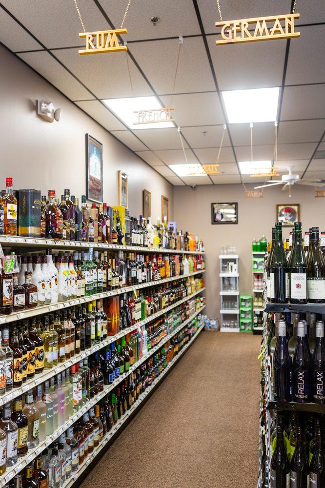 Conifer Village Liquor: 27182 Main St, Conifer, CO