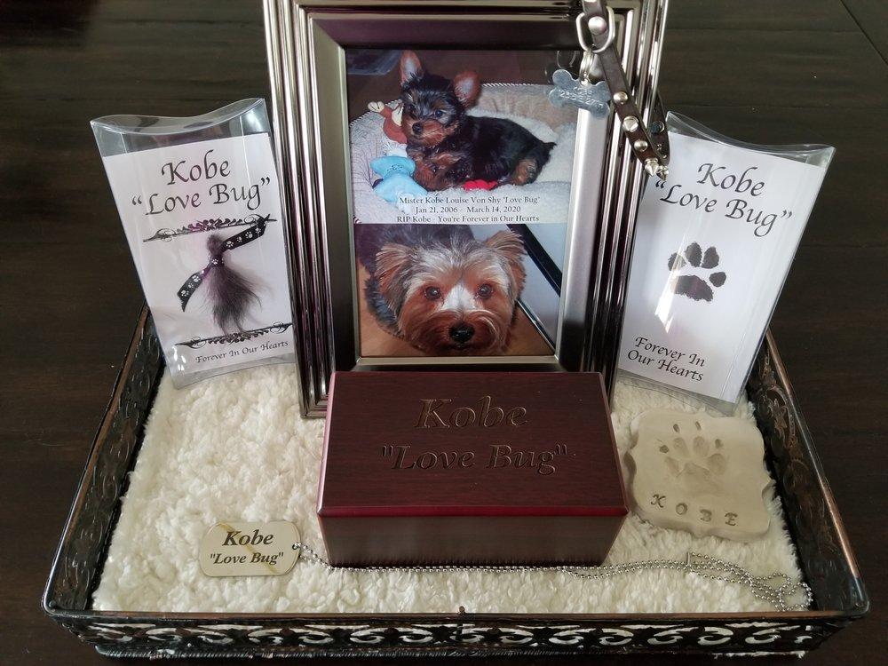 Loving Paws Pet Loss Center: 9624 E Montgomery Ave, Spokane Valley, WA