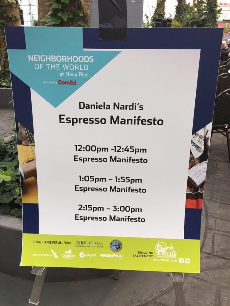 Neighborhoods of the World Festival: 600 E Grand Ave, Chicago, IL