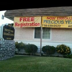Precious Years Christian Acadamy Elementary Schools