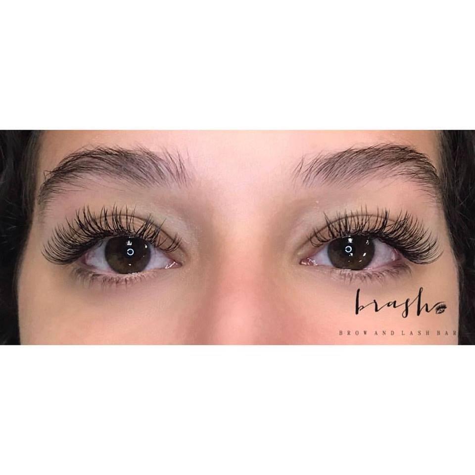 Full Set Of Eyelash Extensions Yelp