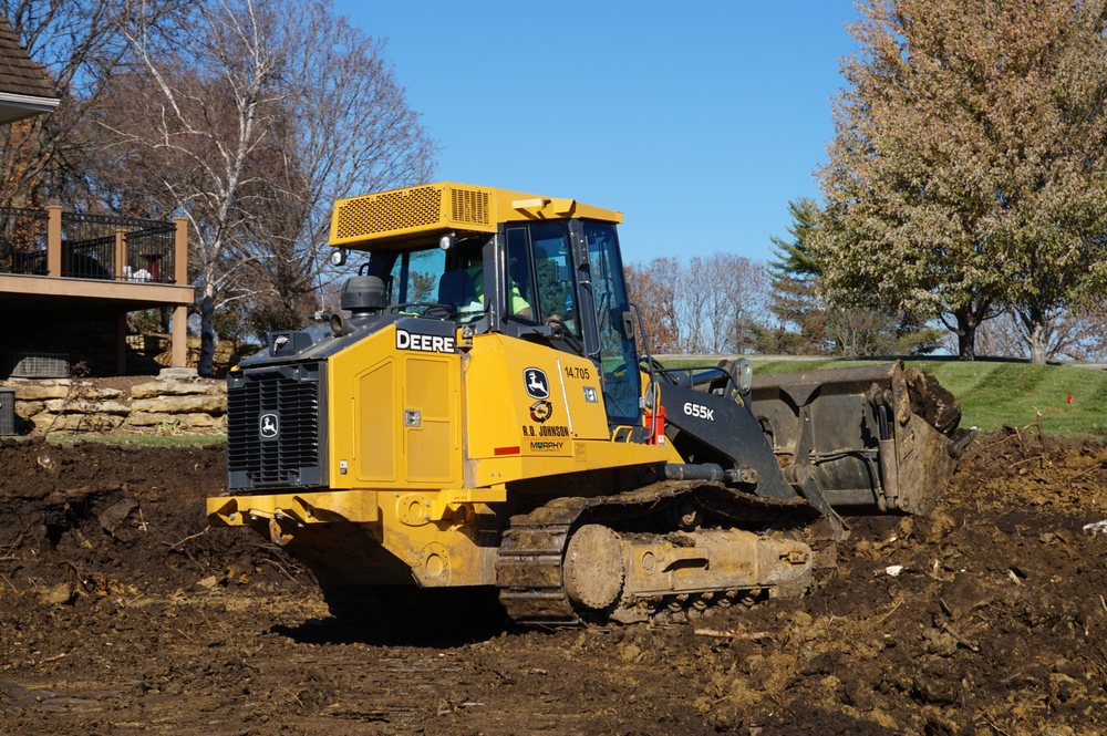 RD Johnson Excavating: 1705 N 1399th Rd, Lawrence, KS