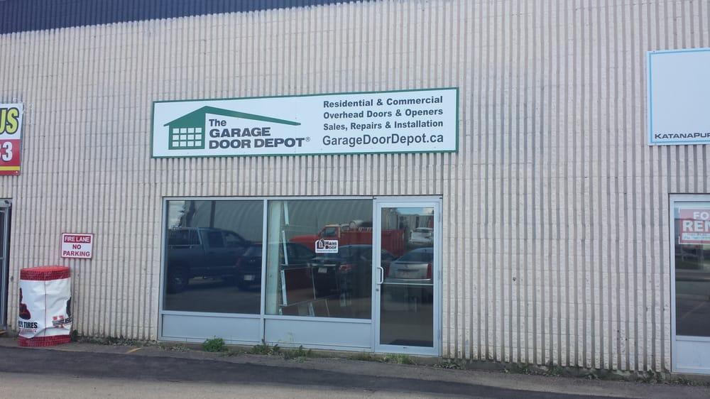 The Garage Door Depot Garage Door Services 5 Alberta Avenue