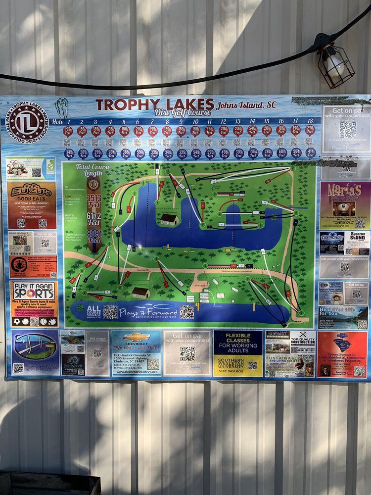Trophy Lakes