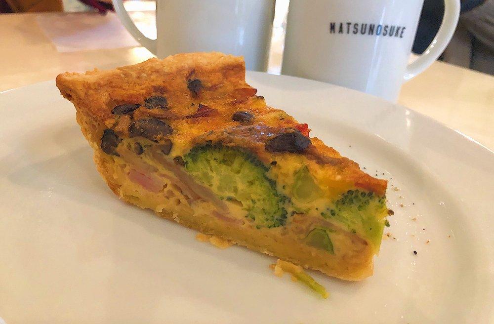 Matsunosuke Cafe & Pantry Kyoto Honten