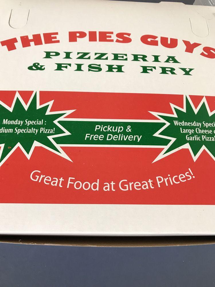 The Pies Guys Pizzeria: 200 Hannibal St, Fulton, NY
