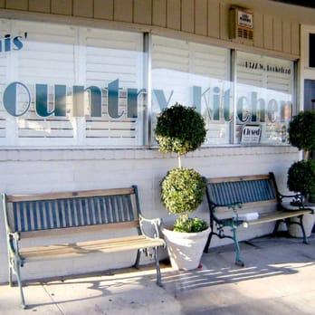 Denis Country Kitchen Lodi Ca