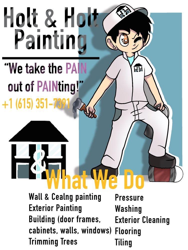 Holt Painting: Alexandria, TN