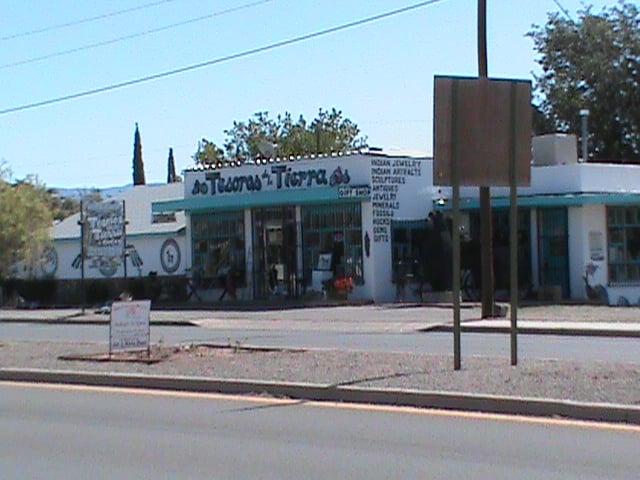 Tesoros De La Tierra: 370 Central Ave, Tularosa, NM