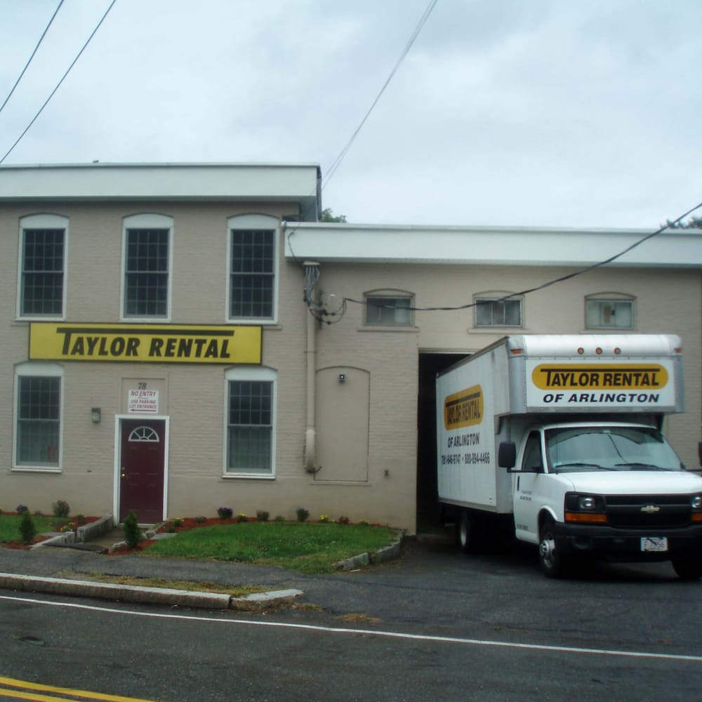 Arlington Apartment Rental: Taylor Rental Arlington