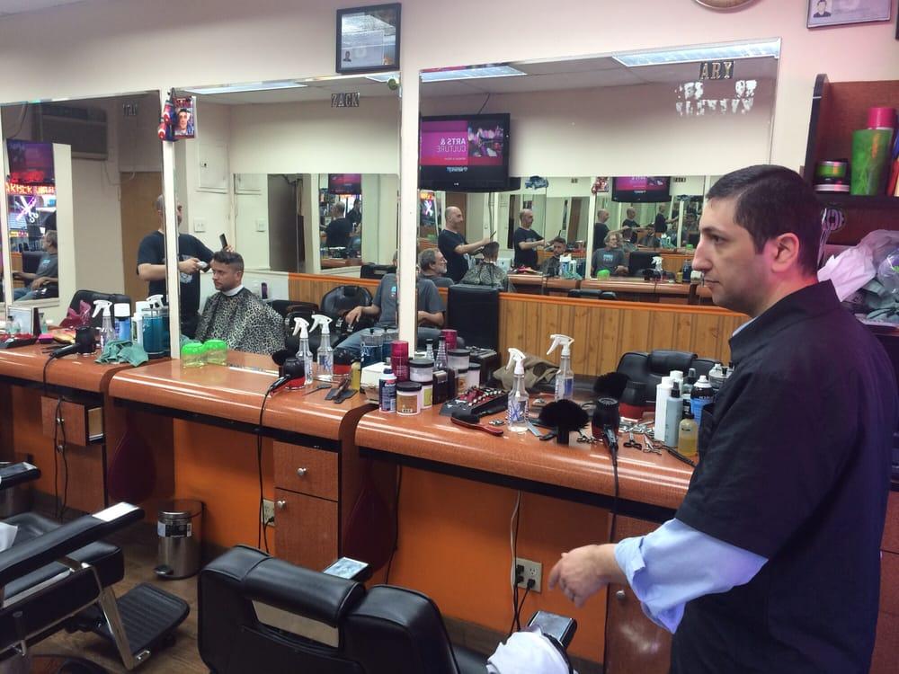 Arkadiy's Barber Shop   774 9th Ave, New York, NY, 10019   +1 (212) 262-4950