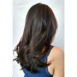Photo Of Studio 4 Salon Montrose Ca United States Beautiful Hair Color