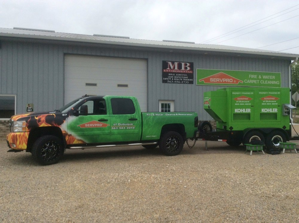 SERVPRO of Dubuque: 10479 Timothy St, Dubuque, IA