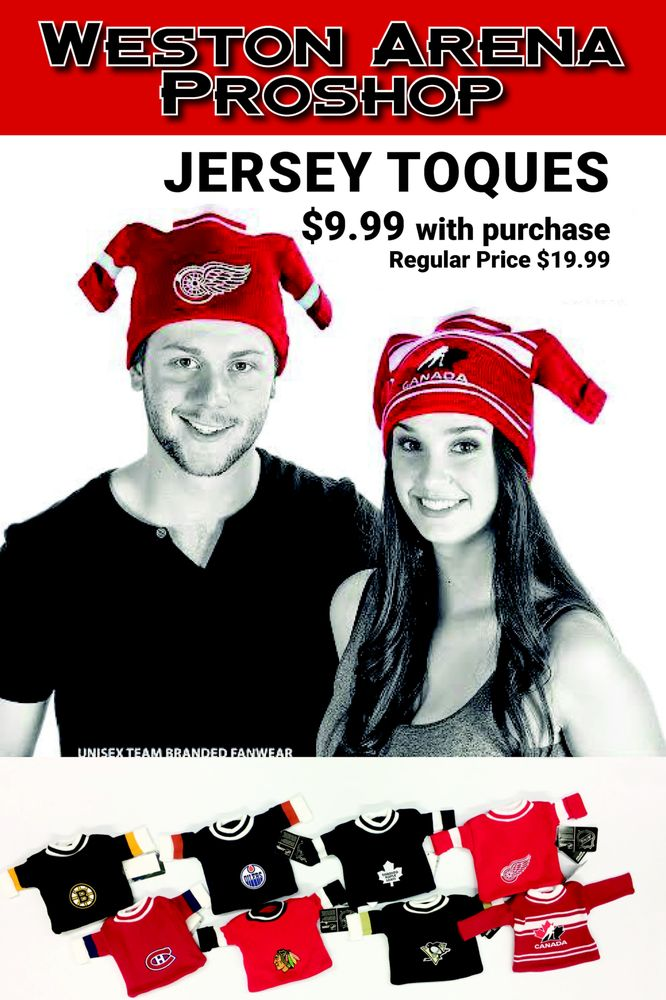 A great deal on Jersey Toques just in time for Christmas! - Yelp
