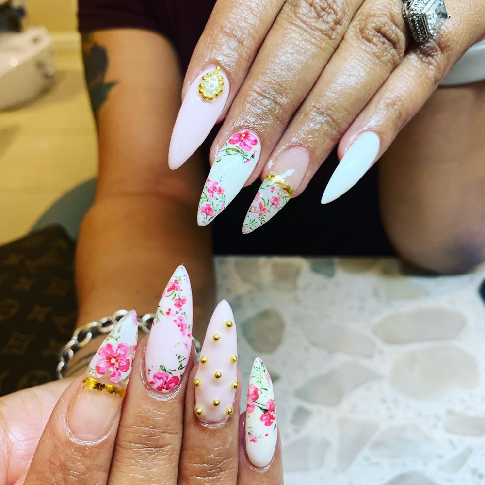 Allure Nails Spa: 1703 Ritchie Station Ct, Capitol Heights, MD