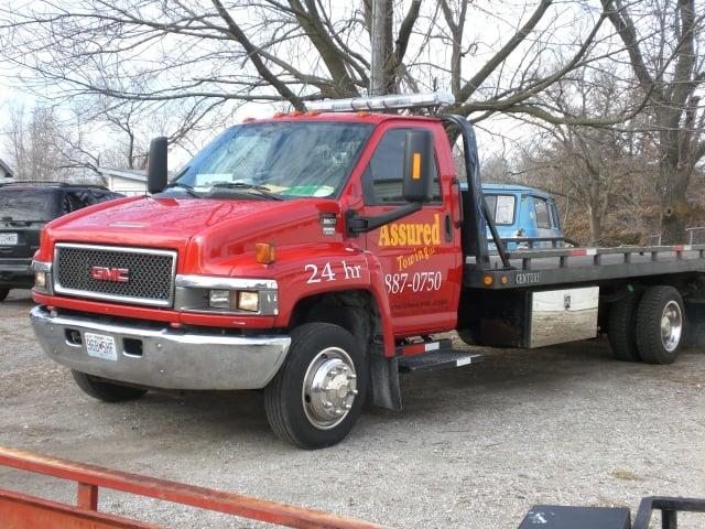 Assured Towing: 247 N Point Prairie Rd, Wentzville, MO