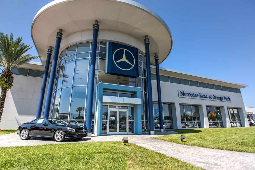Beautiful Photo Of Mercedes Benz Of Orange Park And Smart Center Jacksonville    Jacksonville, FL