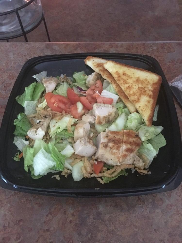 Grilled Chicken Salad Yelp