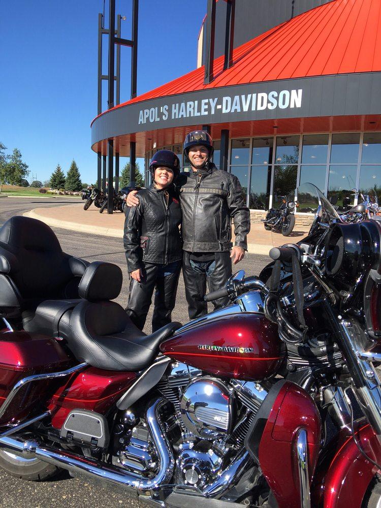 Apol's Harley Davidson: 1515 42nd Ave W, Alexandria, MN