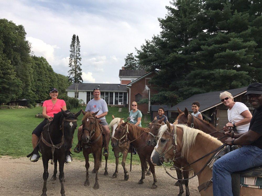Equestrian Valley Farm: 2495 Crimson Rd, Mansfield, OH