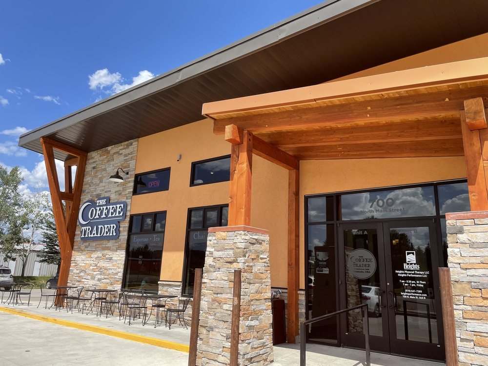 Coffee Trader: 700 N Main St, Gunnison, CO