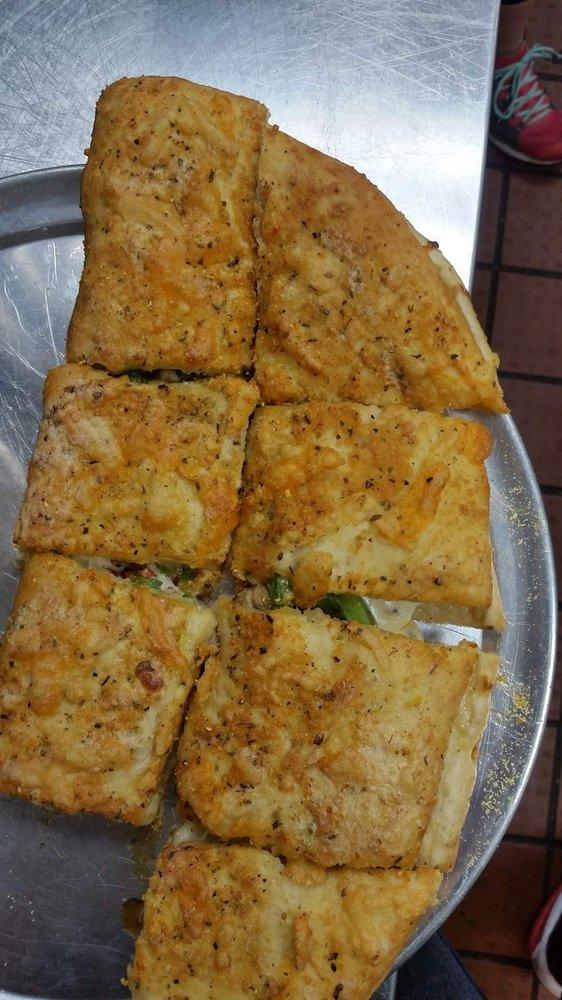 Breezzy's Pizza: 144 Washington Square, Bucyrus, OH