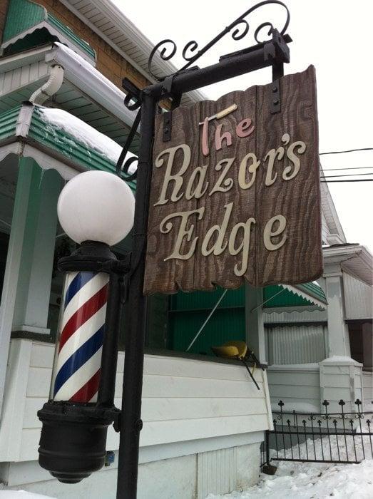 Razor's Edge: 572 Arthur St, Hazleton, PA