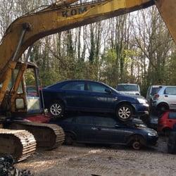 yate car breakers - recycling & scrap centres - dean road, yate