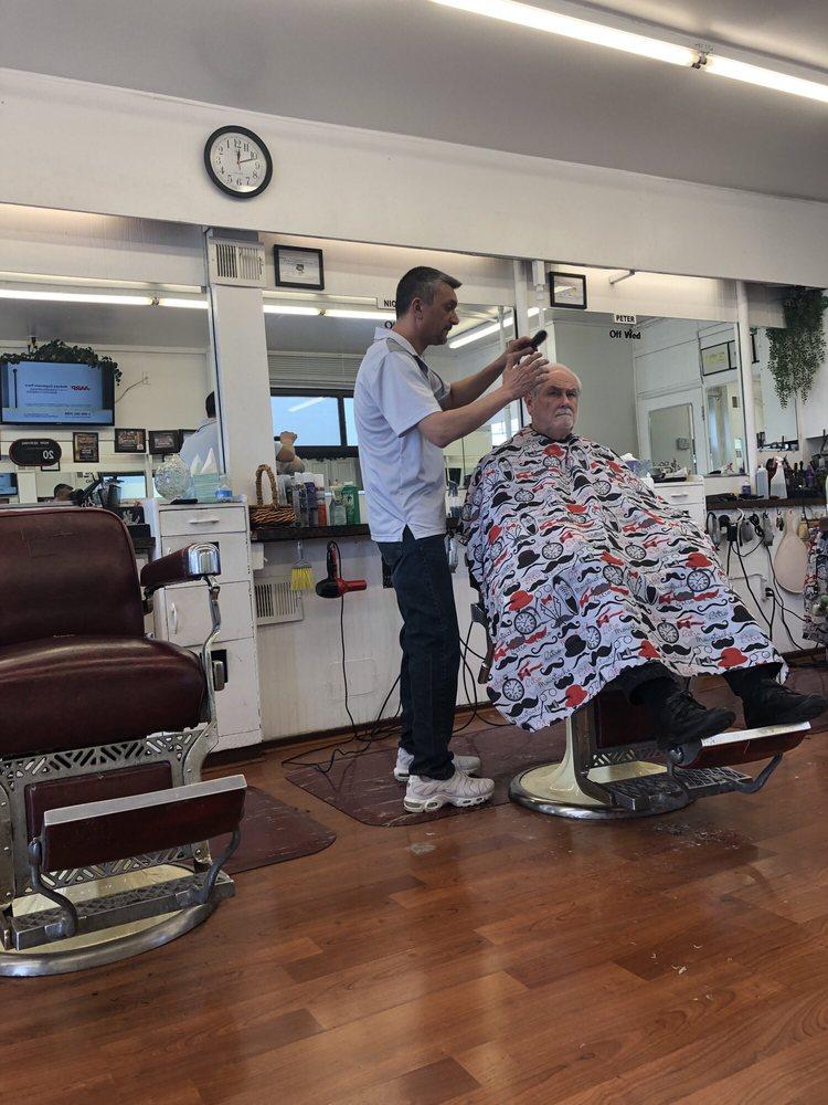 Burtonsville Barber Shop: 15512 Old Columbia Pike, Burtonsville, MD
