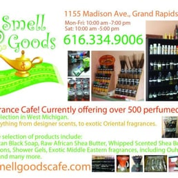 Smell Goods Cafe - - 38 Photos - Cosmetics & Beauty Supply