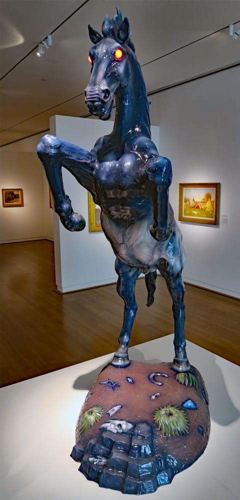 Fred Jones Jr. Museum Of Art