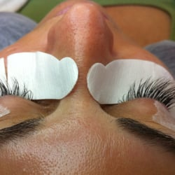 Extensions de lash
