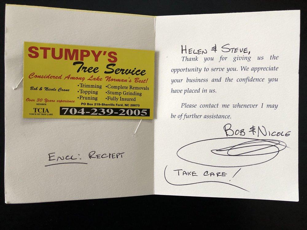 Stumpy's Tree Service