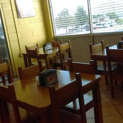 Photo Of La Gorda El Paso Tx United States Inside Seating