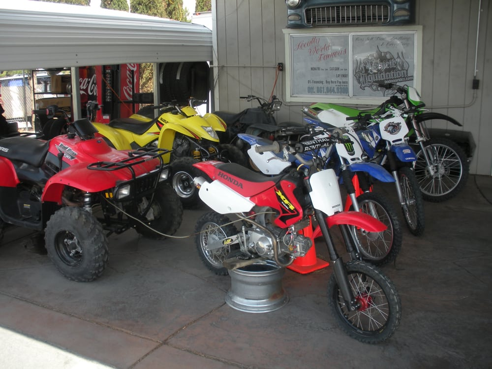 Vehicle Liquidation: 8719 E Pearblossom Hwy, Littlerock, CA