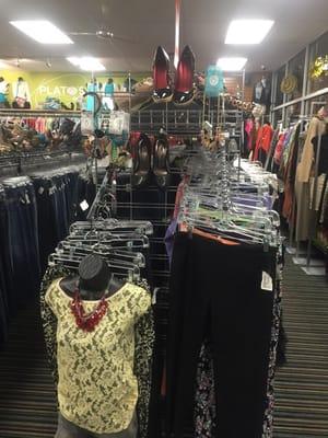 Platos Closet 26 Westgate Pkwy Asheville Nc Vintage Clothing Stores