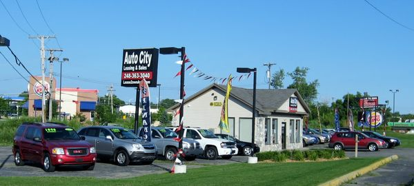 Auto city leasing and sales concessionari auto usate for A b motors waterford mi