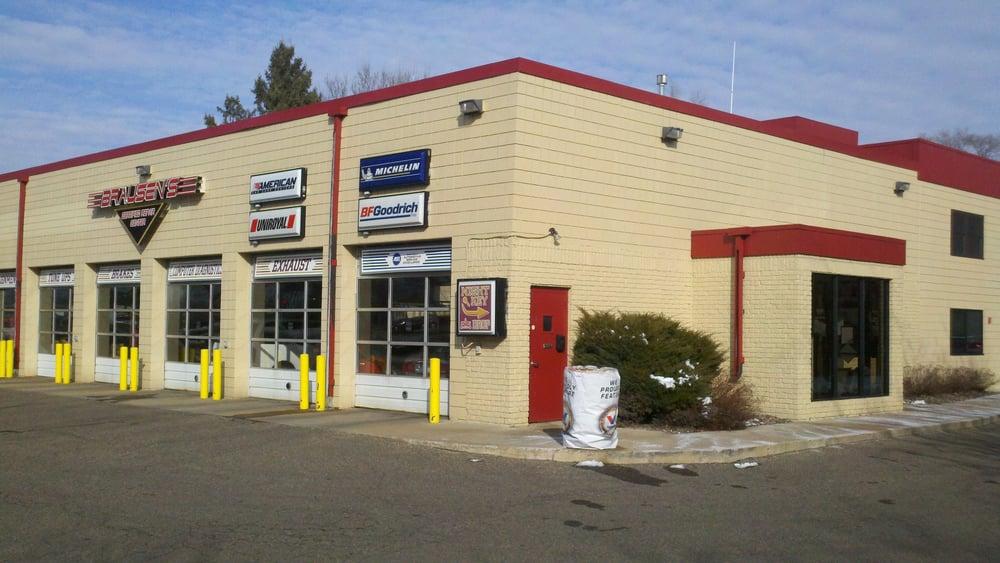 Brausen: 1310 W County Rd E, Arden Hills, MN