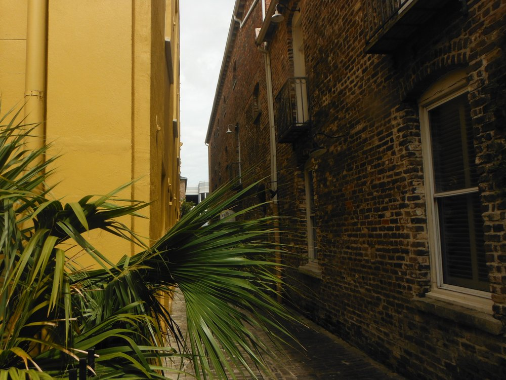 Lodge Alley