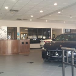 Charles Barker Maserati Of Virginia Beach Auto Repair 4949