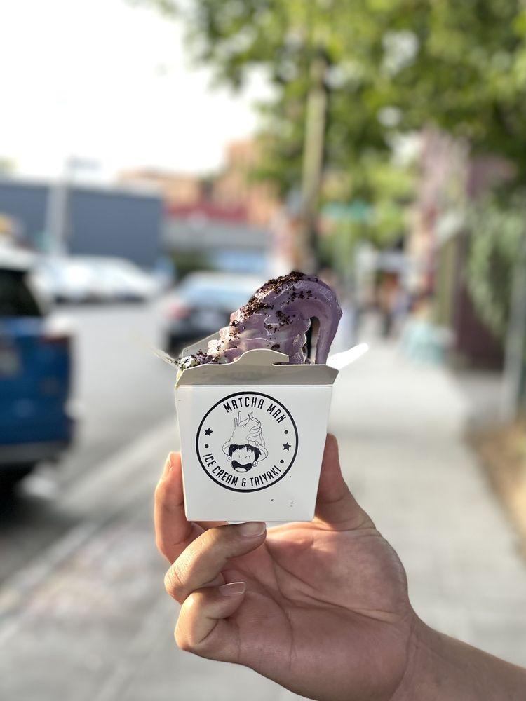 Matcha Man Ice Cream and Taiyaki: 6014 12th Ave S, Seattle, WA
