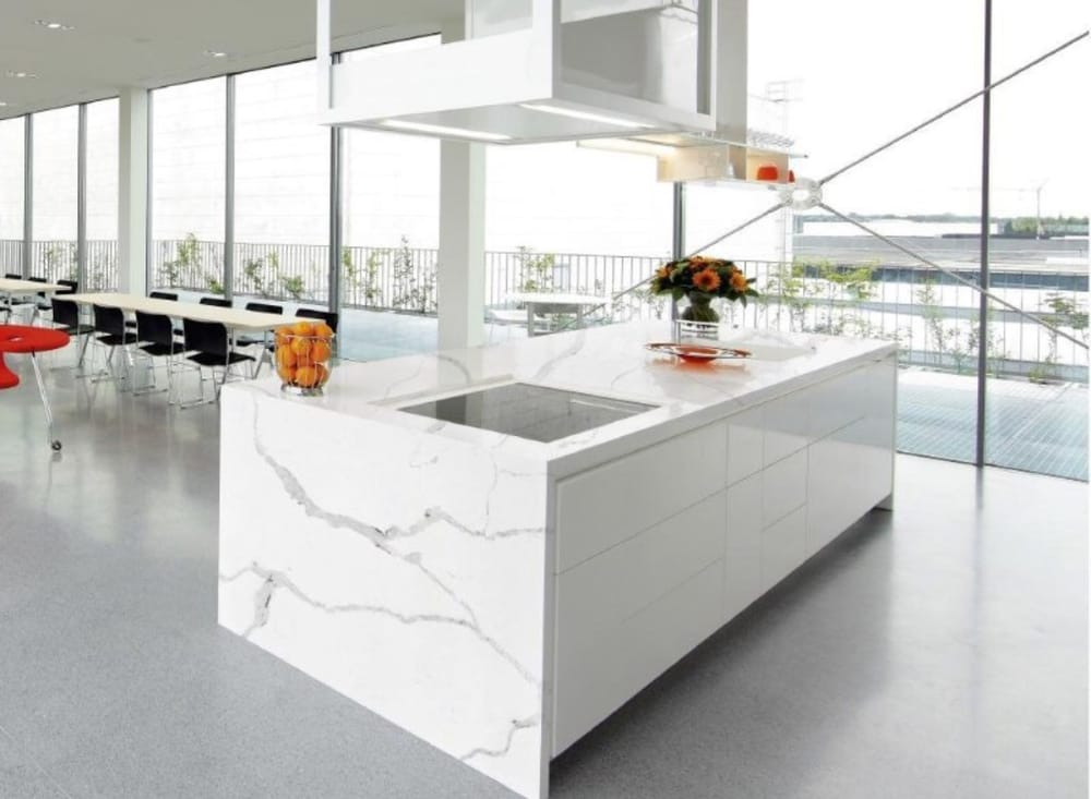 Easy To Clean White Kitchen Cabinets