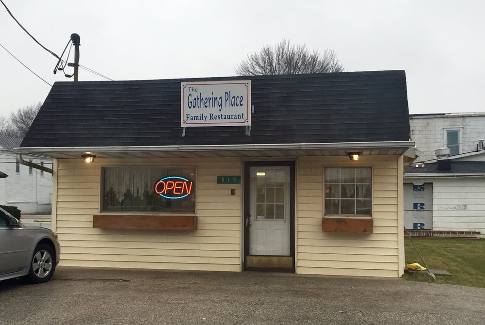 The Gathering Place: 515 Liberty, Newtonsville, OH