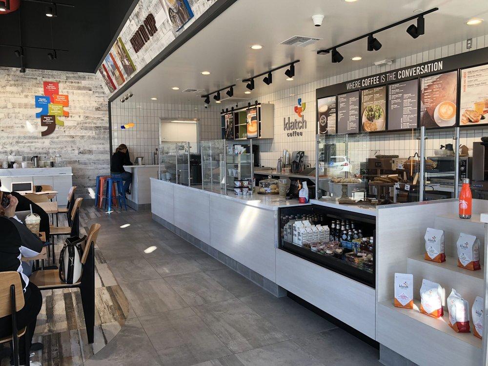 Klatch Coffee: 3840 Sierra Ave, Fontana, CA