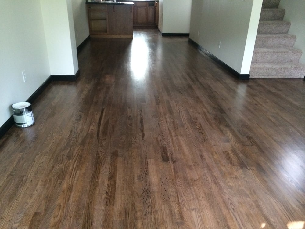 Hardwood Floor Refinish Yelp