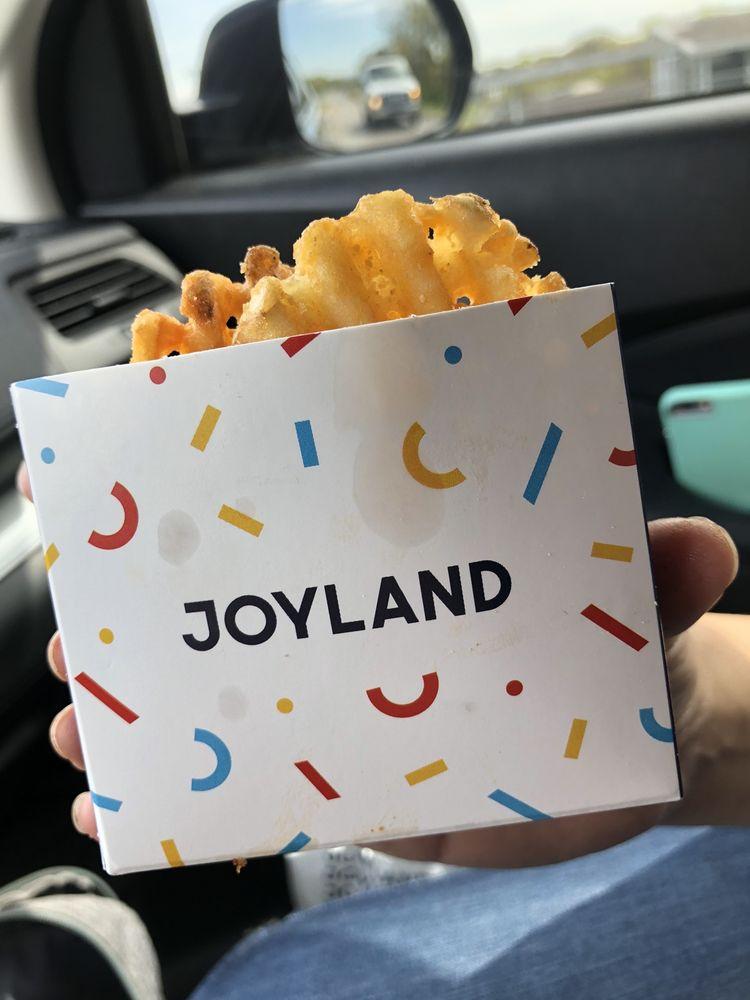 Food from Joyland