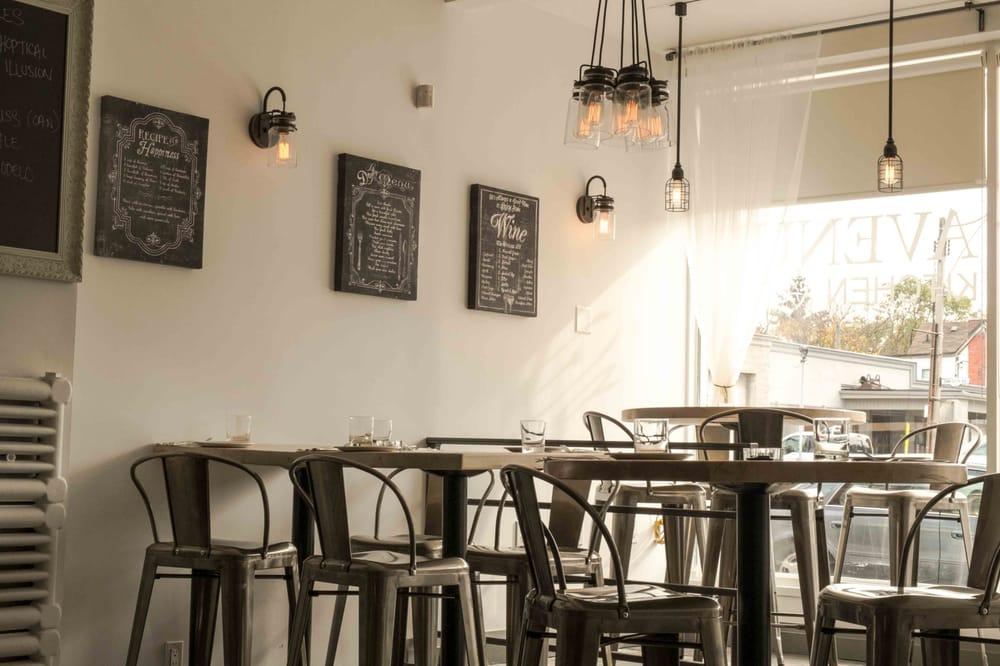 Forth Avenue Kitchen Bar Toronto On